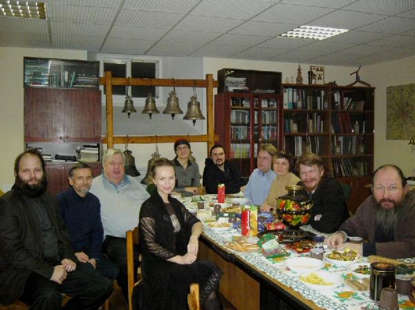 Выпускники Колокольного Центра