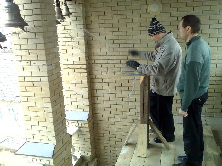 Выездные курсы звонарей в Харькове